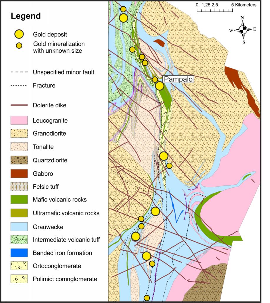 Pampalo Hattu map