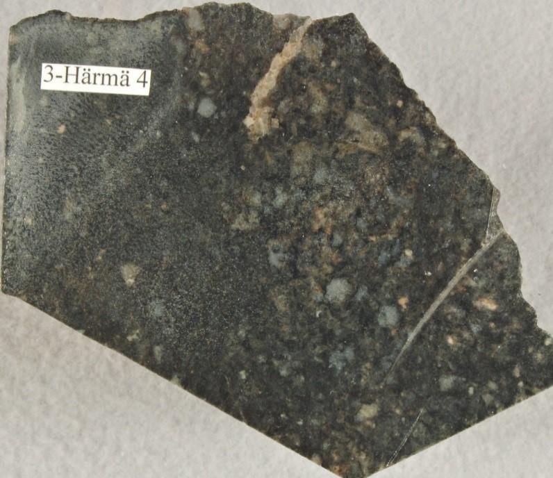Mataralampi Kuhmo Suomussalmi greenstone belt, Fig. 1